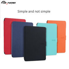 Fashion Cover For Amazon Kindle Paperwhite 1/2/3 Ereader foldable Leather Case