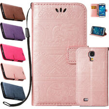 Hot Magnetic Leather Wallet Card Holder Slot Stand Case Cover For Samsung Galaxy