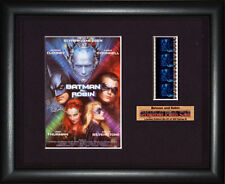 BATMAN AND ROBIN (b)   George Clooney  FRAMED MOVIE FILMCELLS
