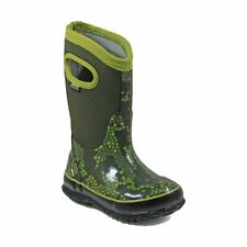 Bogs Kid's Classic Axel Kids' Insulated Boots Moss multi 72155-356