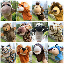 Fashion Baby Children Kid Animal Hand Glove Puppets Toy Plush Learning Story