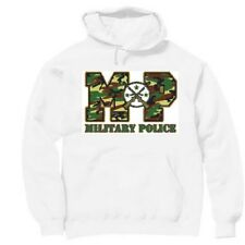Pullover Hooded Hoodie Sweatshirt Armed Forces Military Police