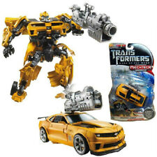 Hasbro Transformers Bumblebee Dark of The Moon Mechtech Car Figure Robot