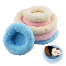 Hamster Hedgehog Ferret Chinchilla Guinea Pig Winter Small Pet Cage Mat Bed