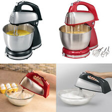 Hamilton Beach Stand Mixer 6 Speed Classic Kitchen Cooking Dough Bread Cake NEW
