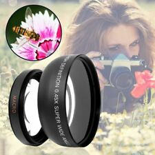 HD 0.45x0.45 Super Wide Angle Lens with Macro Optical Lens Camera Lens Kit BE