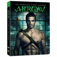 Arrow: The Complete First 1st Season (DVD, 2013, 5-Disc Set) Brand New Sealed