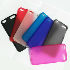 Gel TPU Case Cover Skin For iPod Touch 5 / 6 Generation 5th 6th Gen