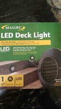 Malibu Low Voltage Half Brick Deck Light 7 watts