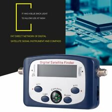 SF-95DR Digital Satellite Signal Meter Finder Directv Dish with Compass FAT OF
