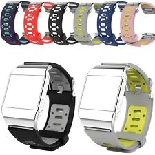 Replacement Silicone Wristband Bracelet Band Strap for Fitbit Ionic Smart Watch