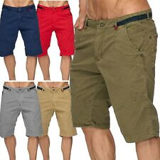 Men's Chino Shorts Summer Shorts Designer Leisure Knee Length Vintage Bermuda