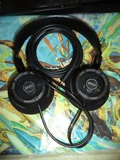 Grado Labs Prestige Series SR60 Studio Stereo Headphones Black - Slightly Used