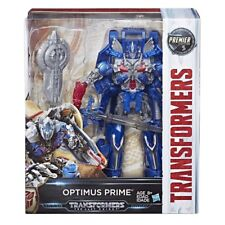 Transformers: The Last Knight Premier Ed Leader Class Optimus Prime/Megatron