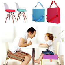 Toddler Baby Booster Seat Children Increased Soft Pad Cushion Dining Chair Cover