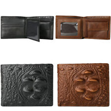 Mens New Luxury Quality PU Leather Wallet Credit Card Holder Purse