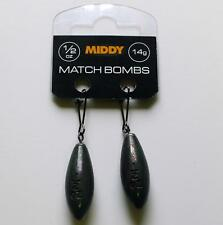 Middy Pear Shaped Match Bombs