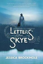 BRAND NEW BOOK Letters from Skye by Jessica Brockmole (2013, Hardcover)