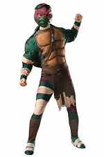 Raphael Raph Teenage Mutant Ninja Turtles TMNT Superhero Men Costume