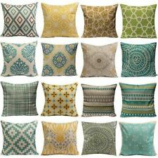 New Arrival Vintage Style Geometric Pattern Cushion Cover P723