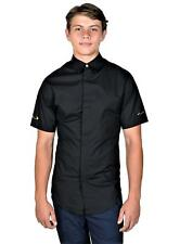 Versus Versace Mens Short Sleeve Shirt with Safety Pins