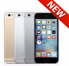 APPLE IPHONE 6S 16GB GSM UNLOCKED SMARTPHONE ROSE GOLD SILVER SPACE GRAY PHONE @
