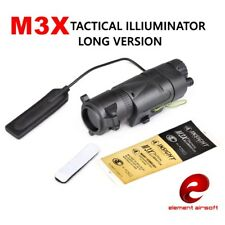 Element M3X Illuminator torch Long Version Tactical Flashlight L-3 gun lights
