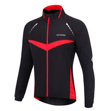 Autumn and Winter Unisex Cycling Jacket-Winter Long Sleeves Bicycle Jersey