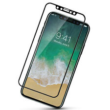 2x Premium Real Screen Protector Tempered Glass Film For Apple iPhone X 10