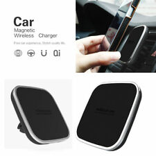 NILLKIN Magnetic Wireless Car Charger Mount Holder WPC Qi Charging Pad Dock Mat