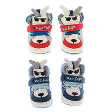 Soft Sole Artificial PU Baby Shoes Boy Girl Infant Toddler Kid Children 0-1 Y