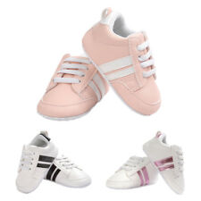 Baby Infant Baby Cute Casual Shoes Girl Soft Sole Sneaker Crib Shoes 0-18Months