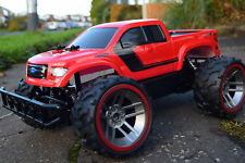 OFF ROAD FORD F-150 MONSTER TRUCK 2.4GHZ RADIO REMOTE CONTROL CAR FAST 20KM/H