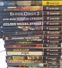 Nintendo Gamecube games Choose From List All TESTED GC Wii