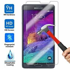 Tempered Glass Film Screen Protector Cover for Samsung Galaxy S3 4 5 6 Note 3 4