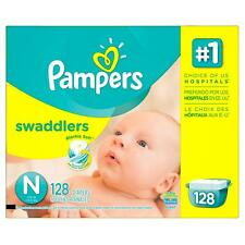 Pampers Swaddlers Diapers Various sizes (Packaging May Vary) NEW FREE SHIPPING!