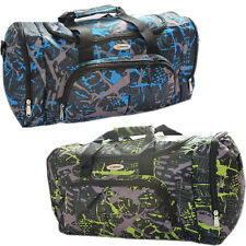 Lightweight Hand Luggage Cabin Bag Holdall Weekend Gym Sport Mens Womens