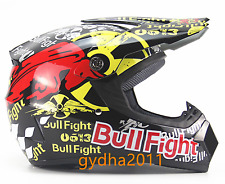 BULL Off Road Dirt Bike Motocross Enduro Racing KTM ATV DOT Motorcycle Helmet