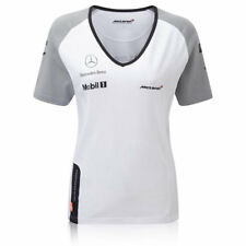 T-SHIRT Replica Team Wear Ladies Formula One 1 Team McLaren F1 Magnussen 2014 CA