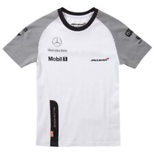 T-SHIRT Childrens Formula One 1 Team McLaren Jenson Button F1 Kids 2014 CA