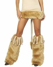 ROMA-LW4263ASOS-Courageous Lioness Leg Warmer - LW4263-AS-O/S - Brown