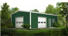 Steel Buildings - 24' Wide Metal Buildings FREE Shipping, Local Installation ava