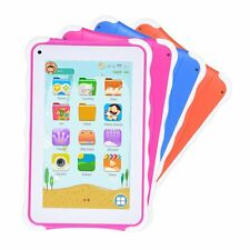 XGODY 7'' HD Google Android 4.4 Quad Core 8GB Webcam Kids Xmas Gifts Tablet PC