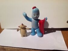 IGGLEPIGGLE & MAKKA PAKKA TOYS/FIGURES (IN THE NIGHT GARDEN) - 2pcs