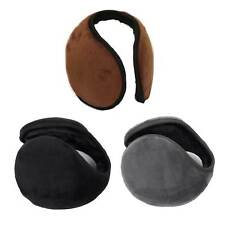 PF Woman Man  Soft Plush Fluffy Ear Muffs Earmuffs Winter Warmers