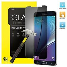 Privacy Anti-Spy REAL Tempered Glass Screen Protector for Samsung Galaxy J5 J7