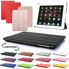 Smart Stand Magnetic Leather Case Cover For APPLE iPad Air 4 3 2 1 Mini Pro