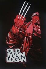 Marvel Comics Old Man Logan Shirt Defenders X-men Wolverine X-23 S M L XL XXL