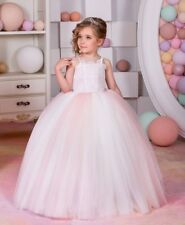 Ball Gown Princess Gowns Flower Girl Dress Wedding Party Birthday Bridesmaid