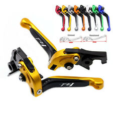 Extendable Folding Brake Clutch Lever For Yamaha YZF R6 1999-2004/  R1 2002-2003
